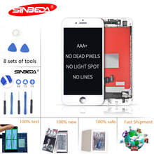 Sinbeda LCD For iPhone 7 Plus Display Touch Screen Digitizer Assembly Replacement for 8