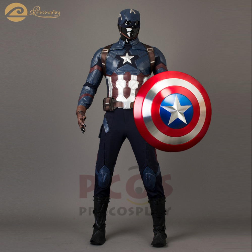 Captain America: Bürgerkrieg Captain America Steve Rogers Cosplay - Kostüme