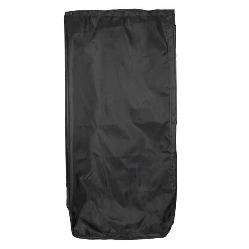 Portable Baby Children Car Safety Seat Travel Bag Dust Cover Stroller Bag Black