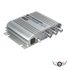 Hot Selling 12V Car 2.1-Channel High-Fidelity Audio Car Subwoofer Amplifier 300W