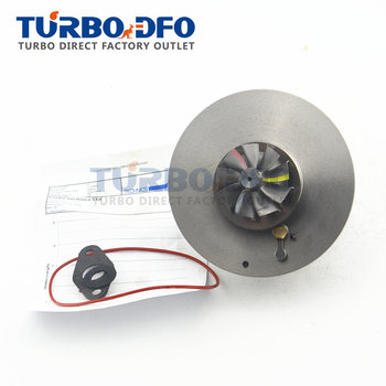 For BMW X3 150 HP 110 Kw 2.0D (E83 / E83N) M47TU - 717478 turbo charger CHRA core NEW 717478-4/5/6 turbine cartridge repair kit image