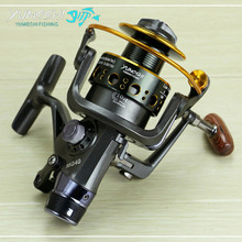 Hot wheels fish spinning reel 5.2:1 10+1 Ball Bearing carretilhas de pescaria molinete fishing reel accessories 3000-6000series