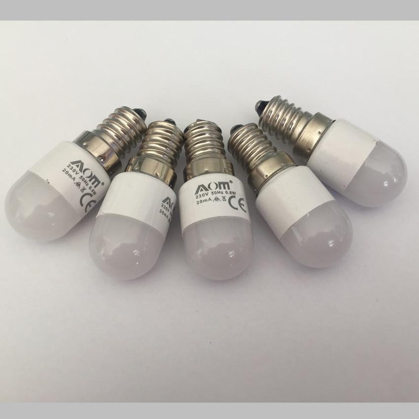 110V BA15d LED Light Bulb White for Singer 6110 6136 6212 6233 Sewing Machine