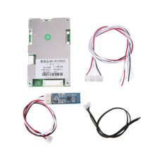 7S Lithium Battery Protective Board BMS 24V 30A Polymer With Bluetooth Smart Static Balance Boards Flexible Intelligent Componen