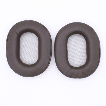 1 Pair Brown Replacement Ear Pads for Sony MDR-1R MDR 1R 1RNC 1RMK2 1RBTMK2 1A DAC 1ABT Headphones