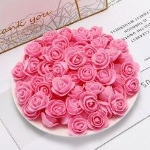Umělé růže 50 ks
