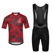 Для мужчин Велоспорт костюм для велоспорта из шерсти Костюмы летняя камуфляжная майка велосипедный костюм MTB дорожный велосипед рубашка Ropa Ciclismo