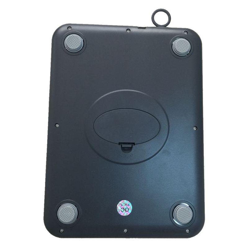 15 kg * 1g skaitmeninė virtuvės jutiklinė skalė 15 kg 1 g plonos - Matavimo prietaisai - Nuotrauka 4