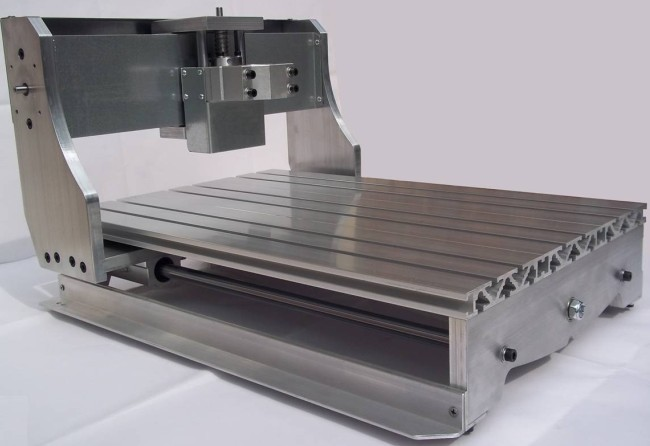 Russia Free shipping & noTax! diy cnc milling machine 3020Z cnc frame cnc 2030 with ball screw, optical axis and bearings eur free tax cnc 6040z frame of engraving and milling machine for diy cnc router