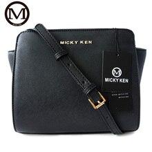 New Fashion Designer Handbag Brand Micky High Quality PU leather Large and Medium Selma Top Zipper handbags women Shoulder Bag