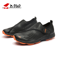 Z.suo Men shoes outside casual men shoes,summer male shoes,leisure men water shoes size 39 44