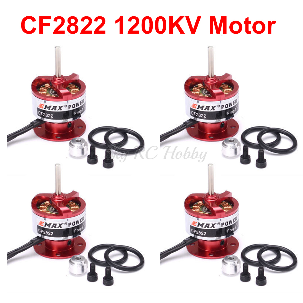 NEW CF2822 1200KV Brushless Motor 2-3S w/ Prop Saver for RC Airplane Aircraft Multicopter Quadcopter image