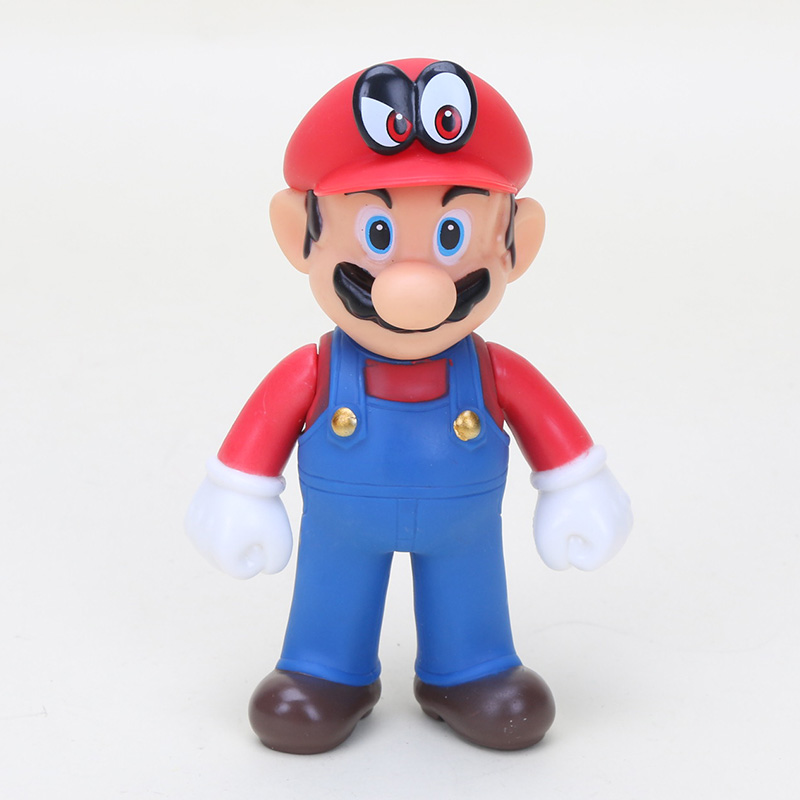 red hat eye mario
