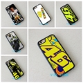 Valentino Rossi Vr46 Movistar Yamaha fashion case cover for iphone 4 4S 5C 5 5S SE 6 6S 6 plus 6s plus 7 7 Plus &wt41