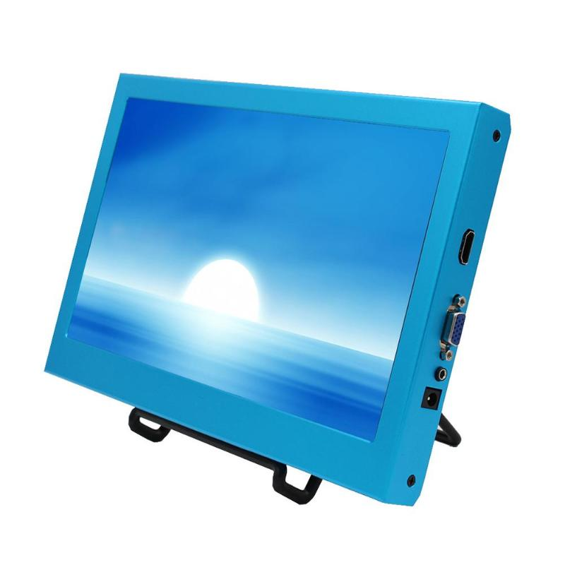 ALLOYSEED 11.6inch Convenient LCD IPS Screen Display 1080P HDMI Monitor for Raspberry Pi PS3 for NS
