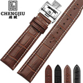 Watch Band For Blancpain Vacheron Constantin Piaget Watches Band Calfskin Leather Watchband Crocodile Lines Straps 20 22 24 mm