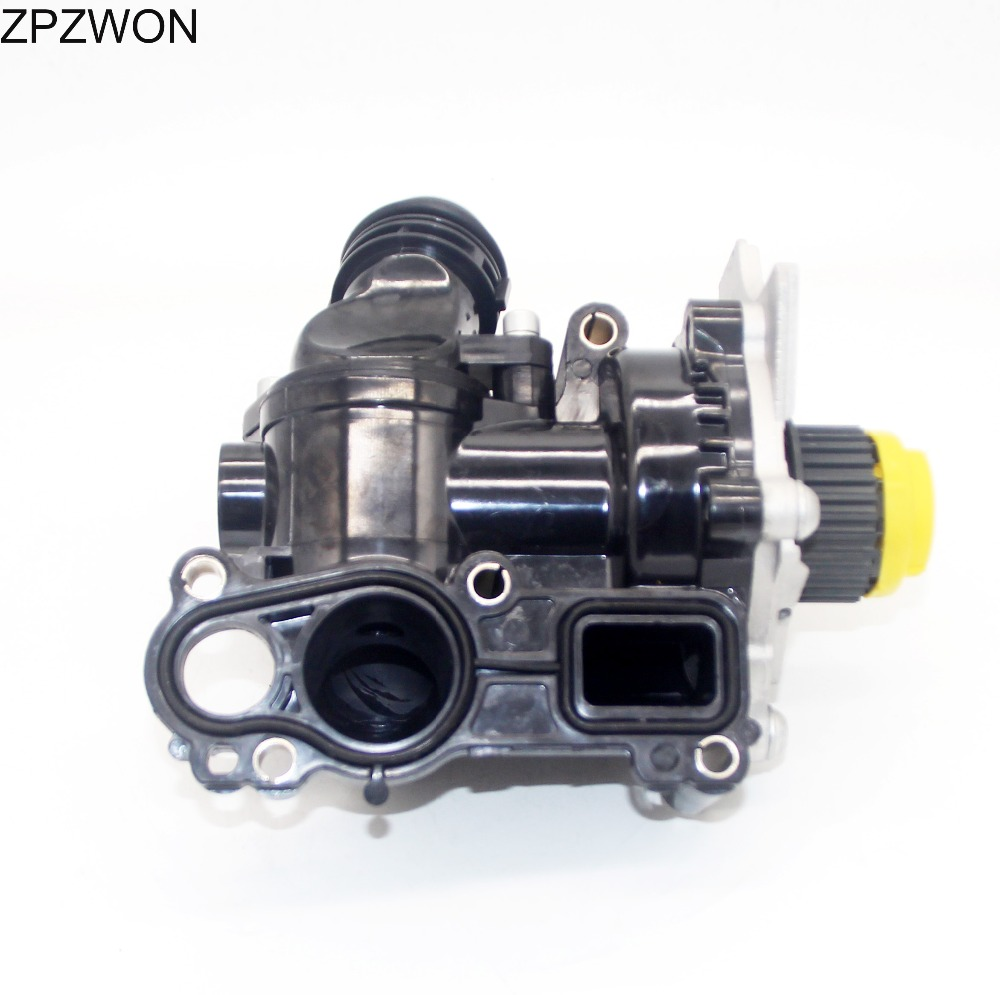 06H121026 Engine Water Pump Assembly For VW Golf Jetta GLI GTI MK6 Passat B7 Tiguan CC A3 S3 A4 A5 A6 Q3 Q5 TT EA888 1.8T 2.0T-in Water Pumps from Automobiles & Motorcycles    1