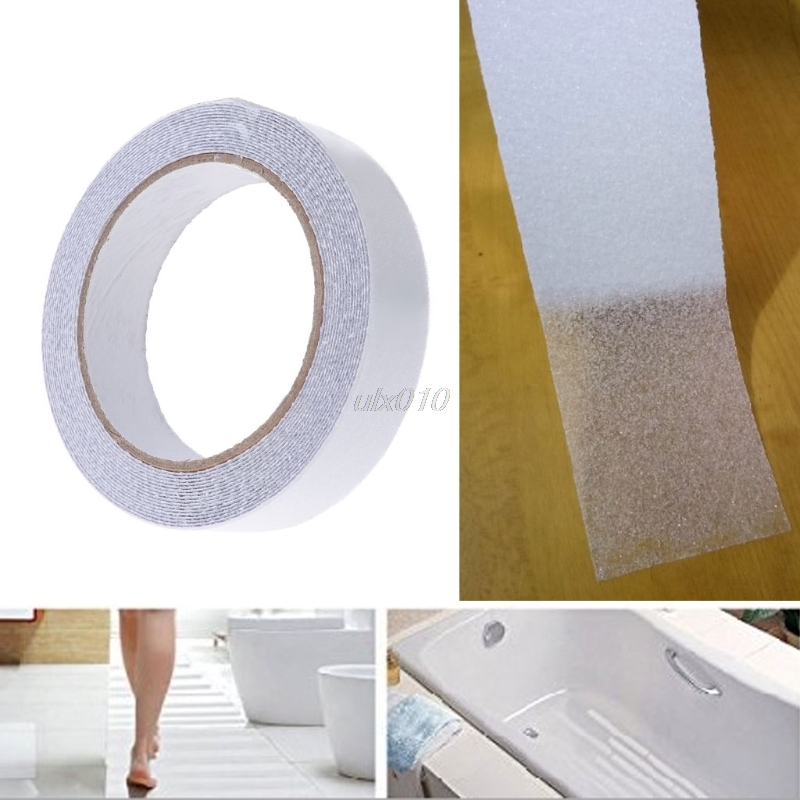 Flooring Safety Tape Mat Non Slip Bathtub Tape Sticker Decal Anti Slip Waterproof Bath Grip Shower Strips Tape Mar Dropship