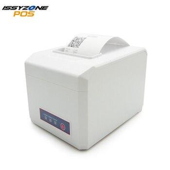 ITPP056 לבן צבע 80mm תרמית קופה קבלת מדפסת 300/m אוטומטי חותך USB/טורי/Wifi/ ethernet/GPRS/Bluetooth יציאת Windows 7/8