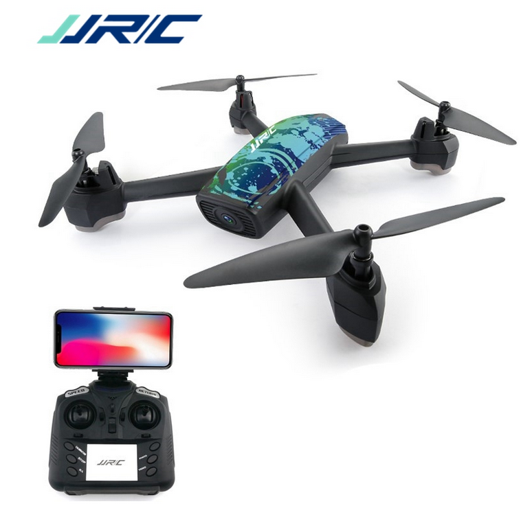 JJRC H55 Tracker RC Drone with Camera JJRC Drone Wifi FPV RC Quadcopter Dron with GPS Positioning Altitude Hold Aerial UAV