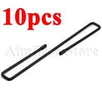 10Pcs Gun Safe Pistol Hanger Storage Hook Holder Organizer Solution Accessories Free Shipping