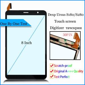 """Image 1 - New For 8"""" inch  Dexp Ursus S280 / Dexp Ursus S180 / Dexp Ursus S380 3G Touch Screen Touch Panel Digitizer Glass Sensor"""