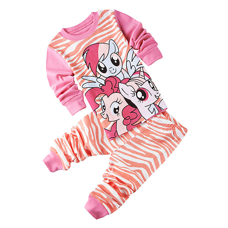 4f1cc5aeb Detail Feedback Questions about New Toddler Kids Pajamas Set Girls ...