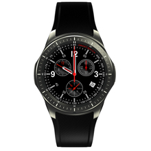 1.39″ AMOLED Show Android WIFI Good Watch 3G SmartWatch WristWatch Quad Core Bluetooth four.zero Coronary heart Fee Monitor vs LF16 for s2