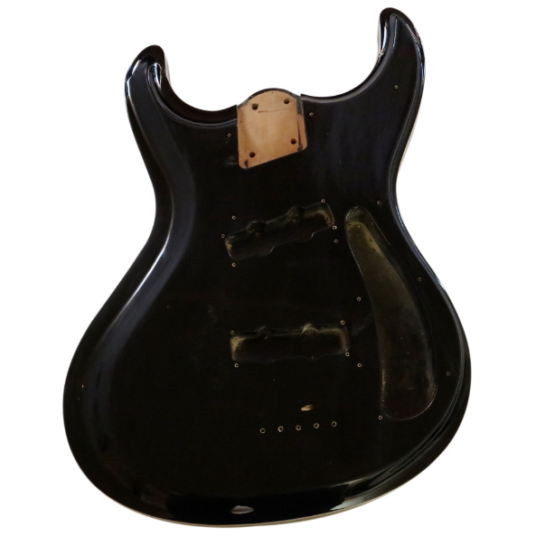 Afanti Music DIY Bass DIY Electric Bass guitar Body (ADK-151)