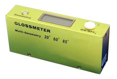Универсальный три угла glossmeter Треугольники Глянец метр колеи 20 60 85 градусов