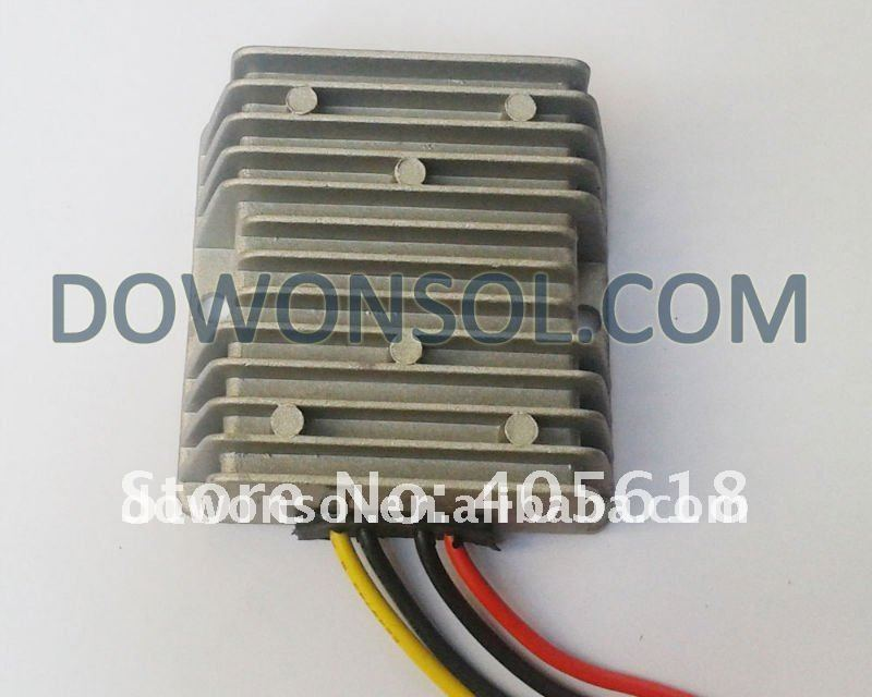 DC DC Converter 36v to 12v 15Amax 180Wmax For cars non-isolated dc dc converter 12v to 24v 5amax 120w for cars non isolated