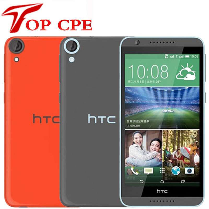 Original HTC Desire 820 Single Sim/ Dual sim Mobile Phone Octa Core 5.5