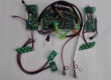 (19) Full Set Circuit Board For 6.5″  Hoverboard Replacement Parts Balance Scooter Repair Control Board