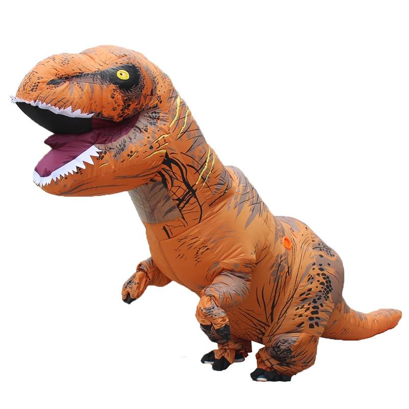 T-REX Kostüm aufblasbare dinosaurier kostüm Für Anime Expo traje de dinosaurio inflable Blowup disfraces adultos kostüm für erwachsene