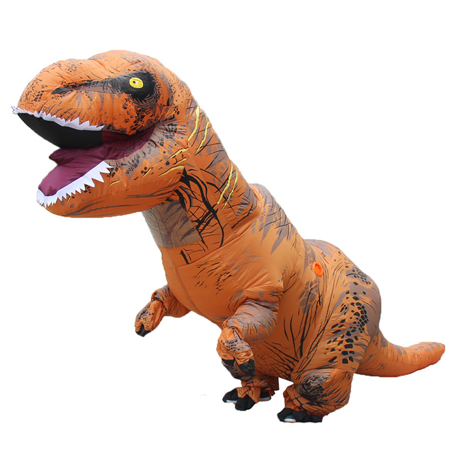 disfraces de t-rex