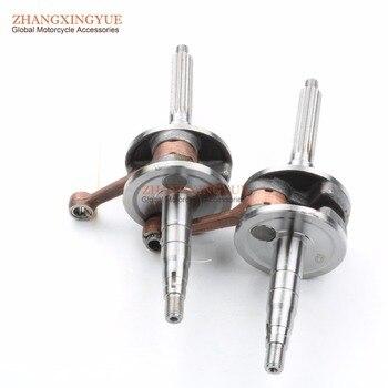 High quality crankshaft for BENERO GT 50 K2 Speedo50 Speedy50 2T pin 10mm (pin 12mm)