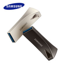 Samsung-unidad Flash USB de Metal, dispositivo de almacenamiento en U de 32GB, 64GB, 128GB, 256GB, USB 3,1