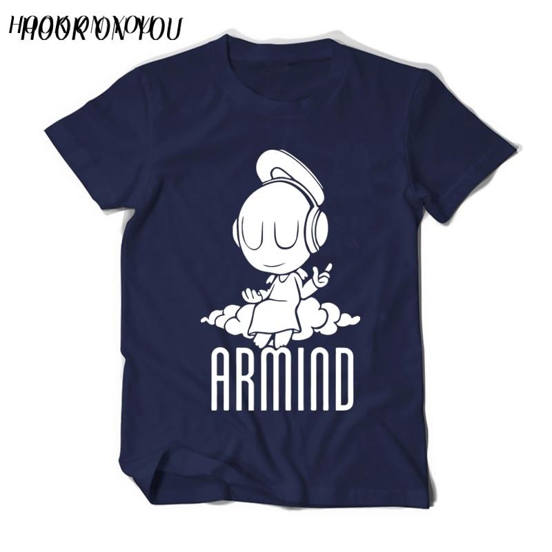 2017 Musikstjärnor DJ Armin Van Buuren T-shirt liten ängel Armind 2 - Herrkläder - Foto 6