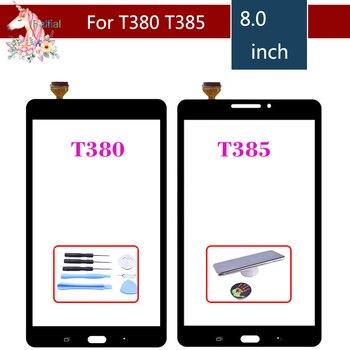 """Original 8,0 """"para Samsung Galaxy Tab A SM-T380 SM-T385 T380 T385 Panel digitalizador de pantalla táctil Sensor Replacement"""