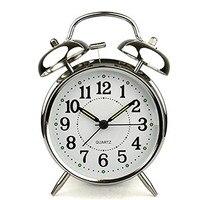 Redcolourfulนิ้วนาฬิกาปลุกที่มีปลุกดังและกลางคืน