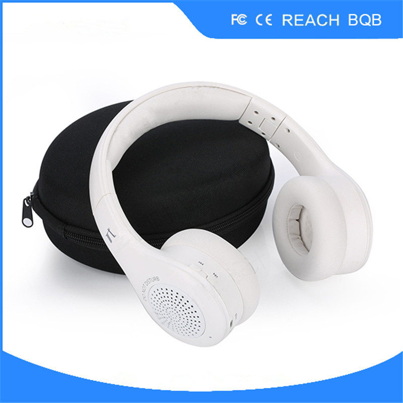 ФОТО Best Selling Bluetooth Headset stereo music noise reduction music hifi with speaker