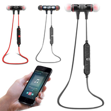 casque bluetooth Headset font b ear b font phones Earphone kulakl k Wireless Earpiece for iphone