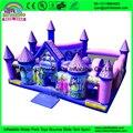 Crianças brinquedos infláveis inflável gigante playground inflável do divertimento da cidade PVC inflável fun city para crianças