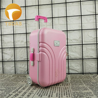Ballet Girl Music Box Toy Jewellery Music Box Suitcase Valentine's Mini Gift Hand Crank Music Box