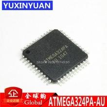 ATMEGA324PA AU ATMEGA324PA ATMEGA324 Ic Mcu 8BIT 32KB Flash 44 Tqfp QFP44 1 Pcs