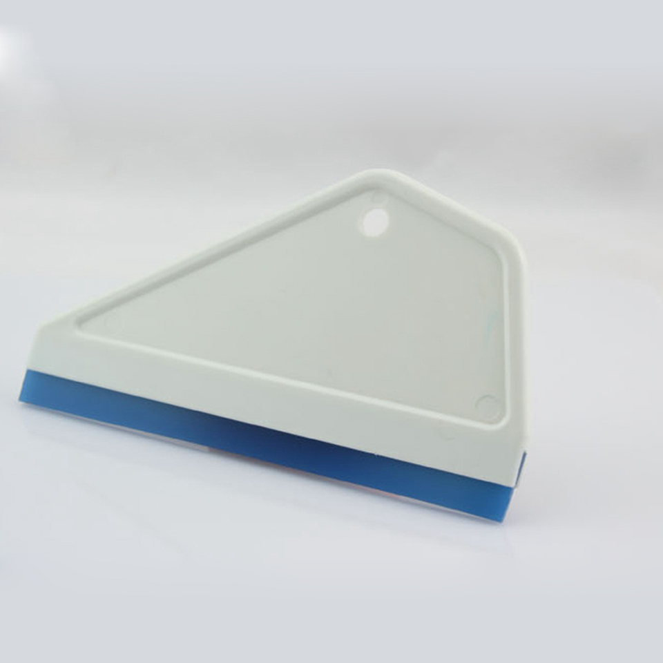 Image 2 - 9*15cm Side Swipe Squeegee w/ Rubber Blade,Car Windows Tinting & Wrapping Install Tool MO 100-in Car Stickers from Automobiles & Motorcycles