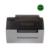 Venta caliente del USB impermeable térmica y transferencia etiqueta prining con 203 dpi impresora de etiquetas de código de barras libre BTP-2200