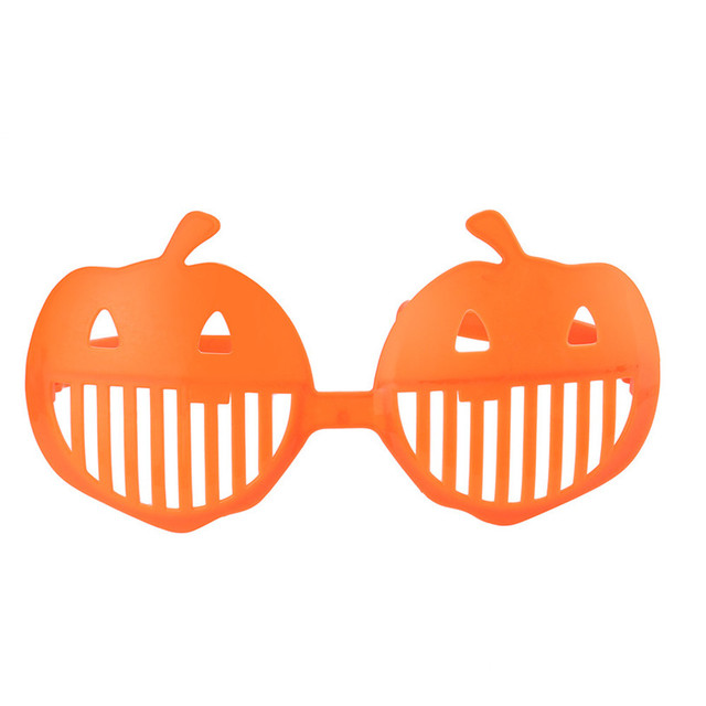 Funny Halloween Pumpkin Glasses Fancy Dress Party Decoration Costume Toy Decoration Jokes Prank Trick 30