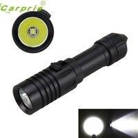 Super 5000LM XM L2 LED Scuba Diving Flashlight Torch 18650 Light Underwater 100m 170126