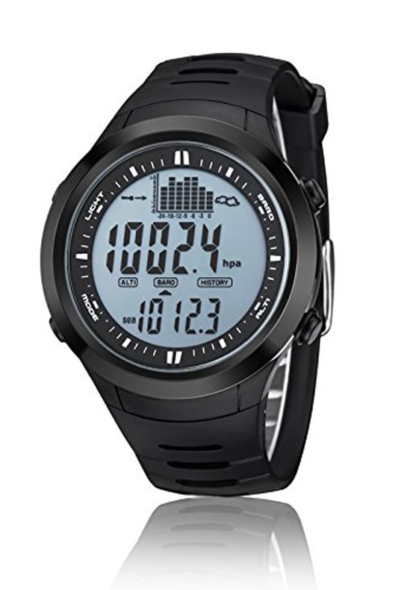 imágenes para EDT-SPV709 Spovan Reloj Deportivo Multifuncional Altitud de Presión Barométrica Temperatura Pesca Mountaineer Deporte Impermeable W